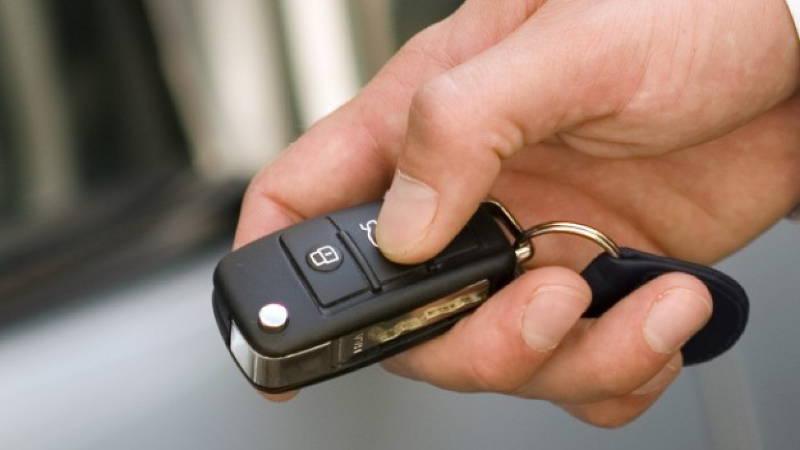 kluczyki do samochodu z immobilizerem