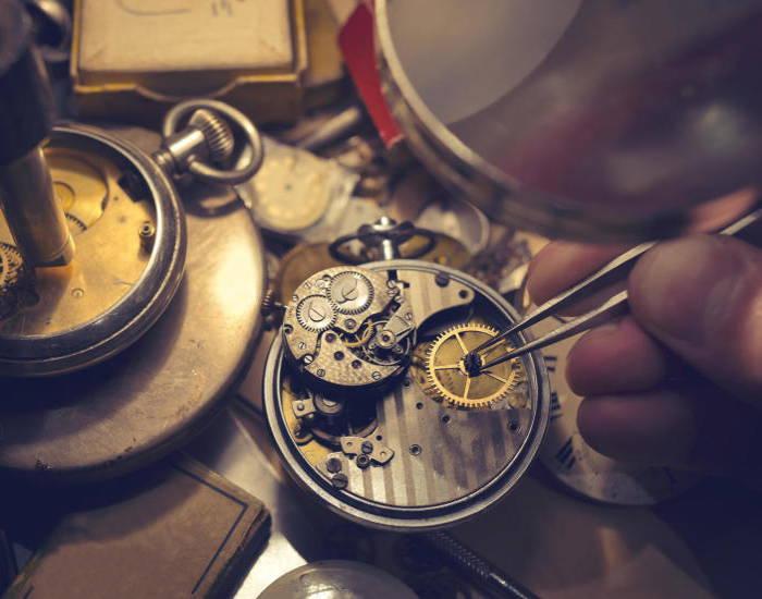 usługi zegarmistrzowskie warszawa