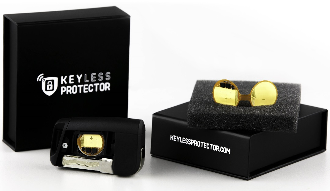 KeylessProtector