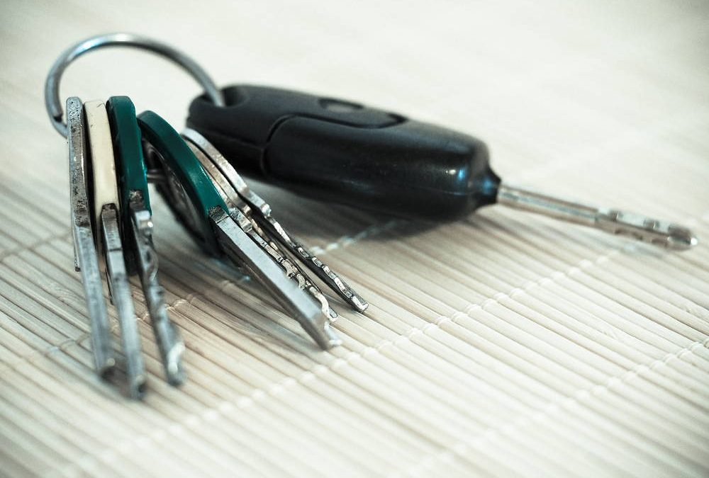 Jak sparować kluczyki z samochodem